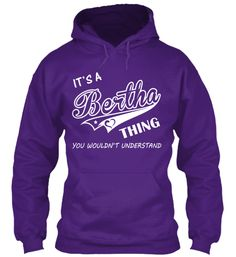 (LIMITED EDITION) IT'S A Bertha THING | Teespring