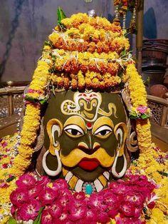 जय श्री अनादिकल्पेश्वर  पृथ्वी के नाभि केन्द्र श्री #अनादिकल्पेश्वर_महादेव का आज का संध्या आरती शृंगार दर्शन 15 मई 2017 ( सोमवार ) - U Dai - Google+ Shri Hanuman, Durga Maa, Shiva Shakti, Durga Goddess, Wallpaper Qoutes, Shiva Photos, Temple India, Lord Shiva Hd Wallpaper, Lord Mahadev