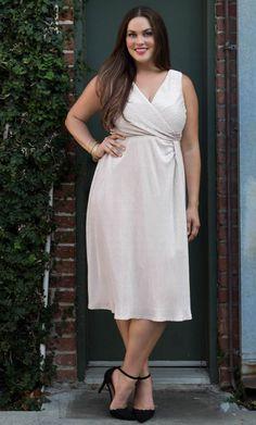 Plus Size Party Dress {affiliate link}