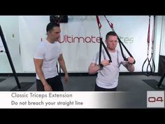 20mins interactive workout volume 2 for your TRX or RIP60 suspension system. Courtesy of ultimatepilates.com.au