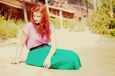 My Little Mermaid photo shoot. By the lovely Joanna Knowles :)