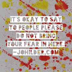 Please, and thank you! johilder.com