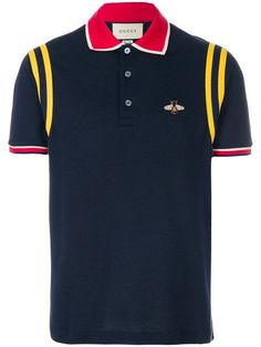 Gucci Gucci, Gucci Men, Polo Rugby Shirt, Men's Polo, Rugby Shirts, Polo Outfit, Gucci Shirts, Junior Shirts, Gucci Outfits