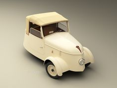 1948 Peugeot VLV by Thierry Dulieu Chosen by the Nobull Automotive team @Nobull Comms