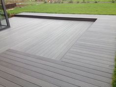 Project 4 - grey composite deck