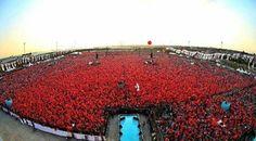 """DEMOKRASİ VE ŞEHİTLER MİTİNGİNE KATILIYORUZ...  7 Ağustos 2016 Pazar günü saat 17:00 de İstanbul Yenikapı' daki """" Demokrasi ve Şehitler Mitingine"""" bütün üyelerimizin katılmalarını önemle rica ederim. Oktay Akın Genel Başkan"""