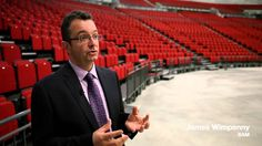 BAM built the entertainment venue that will bring world class entertainment to Leeds. Work on the arena started in February and the bu. Rock Concert, Comedy Show, World Class, Leeds, Queen Elizabeth, Concerts, Boxing, Dancing, February