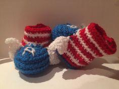 Un favorito personal de mi tienda Etsy https://www.etsy.com/ie/listing/245432606/captain-america-boots-baby-shoes-and