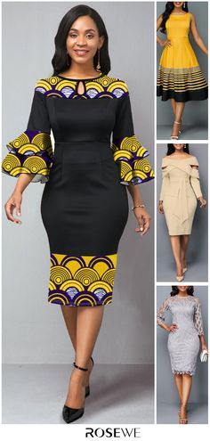 Latest African Fashion Dresses, African Dresses For Women, African Attire, Women's Fashion Dresses, Modern African Fashion, Latest Dress For Women, African Print Dress Designs, Shweshwe Dresses, Xmas Party