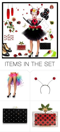 """""""Diary of a Lady Bug"""" by nocarboncopyii ❤ liked on Polyvore featuring art"""