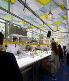 Sala de Despiece, Madrid, Spain OHLAB / oliver hernaiz architecture lab
