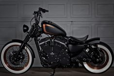 3 Miraculous Tips: Harley Davidson Clothing Etsy harley davidson signs happy birthday.Harley Davidson Forty Eight Bobber harley davidson iron 883 videos. Harley Davidson Sportster, Classic Harley Davidson, Harley Davidson Chopper, Harley Davidson Street Glide, Sportster Iron, Buell Motorcycles, Bobber Bikes, Bobber Motorcycle, Custom Motorcycles