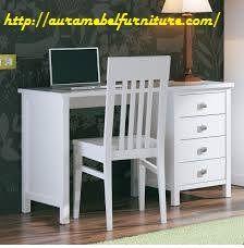 Meja Belajar Anak Model 4 Laci Cat Duco Furniture merupakan produk dari aura mebel firniture yang mempunyai desain minimalis dan elegan