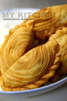 Spiral Curry Puff by Lydia's Corner, via Flickr