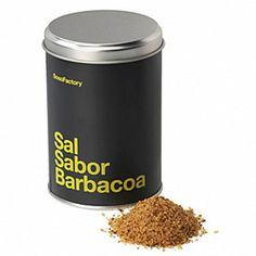 SOSO Barbecue Sea Salt 50 g | Spices & Salt | Gourmet Food - SPANISH SHOP ONLINE | Spain @ your fingertips