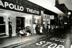 Fans queuing overnight outside the Glasgow Apollo to secure tickets for an Adam and the Ants gig Glasgow Architecture, Cinema Theatre, Glasgow Scotland, Classic Hollywood, Old Photos, History, City, 80s Pop, Pictures