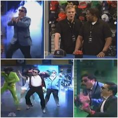 psy of Saturday Night Live