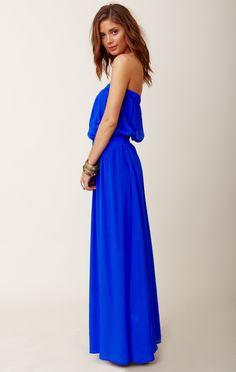 Sylk Kendall Maxi Dress