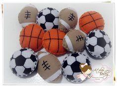 bola de futebol feltro - Pesquisa Google