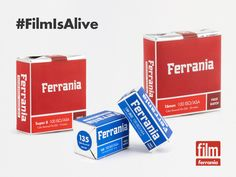 BE apart of HISTORY, and get your name on the wall. Reap the rewards of rare first edition re-engineered Ferrania Film. Go to the website for more INFO