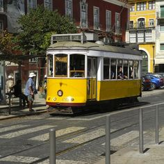 """Lisbon...  You ask """"What is there to do in Lisbon""""?  When I am in Lisbon, the first thing I do is to stroll down the Avenida Liberdade gazing at the tiles and designs of the sidewalks. I wander down to the Rossio after buying a Lisboa Card at the information center on Restauradores. (The card ena..."""