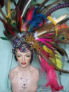 Showgirl Headdress ...