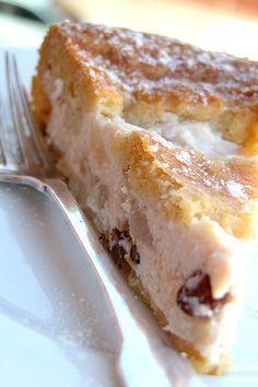 Crostata con la ricotta e le pere | http://www.ilpastonudo.it/dolci/crostata-con-la-ricotta-e-le-pere/