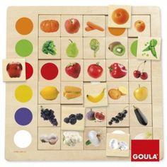 Association Couleurs-Fruits