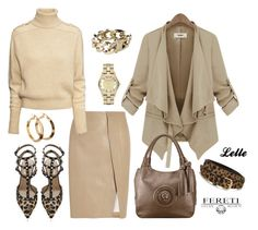 """""""Kay leather skirt and Fereti handbag"""" by lellelelle ❤ liked on Polyvore featuring Acne Studios, H&M, Givenchy, Marc by Marc Jacobs, Étoile Isabel Marant, Valentino, women's clothing, women's fashion, women and female"""