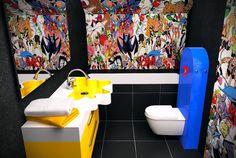Bagno Degli Ospiti In Francese : Fantastiche immagini in bagno francese su nel