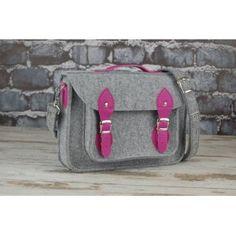 Etoi Design - filcowa torba na ramię