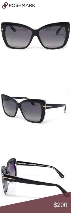 ab38a8bdb338b Tom Ford Irina Polarized Sunglasses NWT