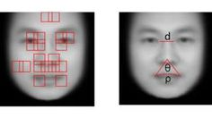 Image copyright                  Xi Zhang/Xi Zhang                  Image caption                                      The algorithm spotted common traits among convicts, according to the researchers                                An experiment to see whether computers can identify criminals based on their faces has been conducted in China. Researchers trained a