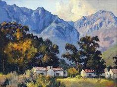 Landscape Paintings, Landscapes, South African Art, Oil, Artists, Mountains, Nature, Travel, Paisajes
