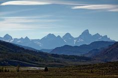 Goosewing Ranch and the Tetons