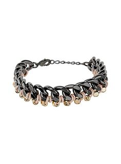 Chunky chain wristwear