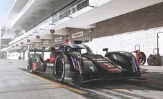 10 Things You Didn't Know About Audi's R18 e-tron Quattro Race Car