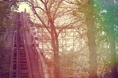 I want to go to there. Abandoned amusement park in Dillsburg, PA