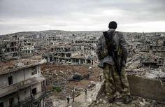 En imágenes: el antes y el después de Siria tras seis años de guerra - Proporcionado por Diario ABC, S.L.