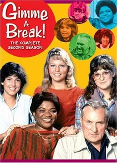 Gimme a Break (I'd completely forgotten this show! I can still see Nell Carter strangling the vacuum. 80 Tv Shows, 1970s Tv Shows, Great Tv Shows, 1980s Tv, Mejores Series Tv, Plus Tv, Childhood Tv Shows, Vintage Television, Cartoon Tv Shows