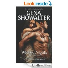 Wicked Nights (Angels of the Dark Book 1) - Kindle edition by Gena Showalter. Paranormal Romance Kindle eBooks @ Amazon.com.