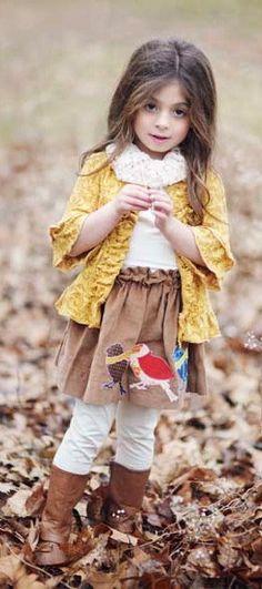 Fall Dresses Girls Clothing Kids Toddlers Girls