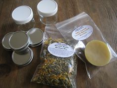 Make Your Own Herbal Miracle Balm: A Do It Yourself (DIY) Herbal Remedy Kit