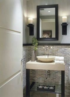 Lovely Looking For Half Bathroom Ideas? Take A Look At Our Pick Of The Best Half  Bathroom Design Ideas To Inspire You Before You Start Redecorating.