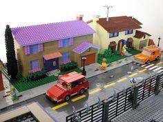Lego Springfield