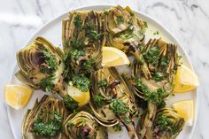 Grilled Artichokes with Parsley Vinaigrette Yotam Ottolenghi, Ottolenghi Recipes, Grilled Vegetables, Veggies, Otto Lenghi, Frango Chicken, Grilled Artichoke, Artichoke Recipes, Big Meals
