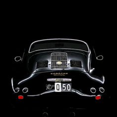 combustible-contraptions:  Some of the best Easter Eggs  356 Outlaw | Porsche 356A 1600 GS Carrera | T2 | Sports Car Racing Coupe