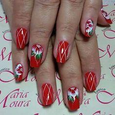 Unha diferente de Vanice Moura Different nail by Vanice Moura. Uña diferente por Vanice Moura. Unghie different di Vanice Moura.
