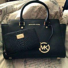 Sacha's purse...and wallet, happy birthday!
