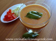 Gazpacho de mango https://mycook.es/receta/gazpacho-de-mango?utm_source=Newsletter